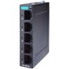 5-Port Entry-level Unmanaged Switch, 5 Fast T(X)  ports, ,QoS supported, -10 to 60�C MOXA