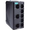 8-Port Entry-level Unmanaged Switch, 8 Fast T(X) ports, -10 to 60�CMOXA