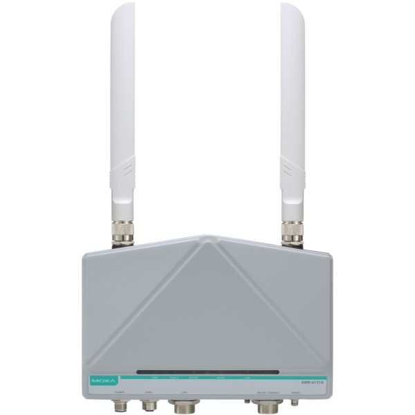 AWK-4131A-EU-T | Outdoor Industrial 802.11a/b/g/n Access Point, IP68, EU Band, -40°C to 75°C